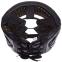 Шлем боксерский в мексиканском стиле кожаный UFC PRO Prem Lace Up UHK-75056 (р-р L-XL, черный) 1