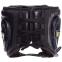 Шлем боксерский в мексиканском стиле кожаный UFC PRO Prem Lace Up UHK-75056 (р-р L-XL, черный) 2