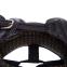 Шлем боксерский в мексиканском стиле кожаный UFC PRO Prem Lace Up UHK-75056 (р-р L-XL, черный) 3