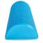 Роллер (полуцилиндр) для йоги и пилатеса массажный Zelart FI-6285-45 45см синий 0