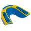 Капа боксерская односторонняя (одночелюстная) двухкомпонентная Zelart BO-4509 (термопластик, цвета MIX) 4