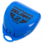Капа боксерская односторонняя (одночелюстная) двухкомпонентная в футляре Zelart BO-3603 (термопластик, цвета в ассортименте) 4