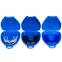Капа боксерская односторонняя (одночелюстная) двухкомпонентная в футляре Zelart BO-3603 (термопластик, цвета в ассортименте) 16