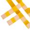 Карманы для антенн волейбольных пляжных стандарт SP-Planeta FIVB SO-5276 желтый 1