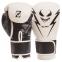 Перчатки боксерские PU на липучке ZELART BO-1420 (р-р 10-14oz, цвета в ассортименте) 0
