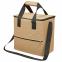 Термосумка (сумка-холодильник) 10л GA-0292-10 (полиэстер, мягая термоизоляция, р-р 25х25х16см, цвета в ассортименте) 0