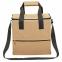 Термосумка (сумка-холодильник) 10л GA-0292-10 (полиэстер, мягая термоизоляция, р-р 25х25х16см, цвета в ассортименте) 10