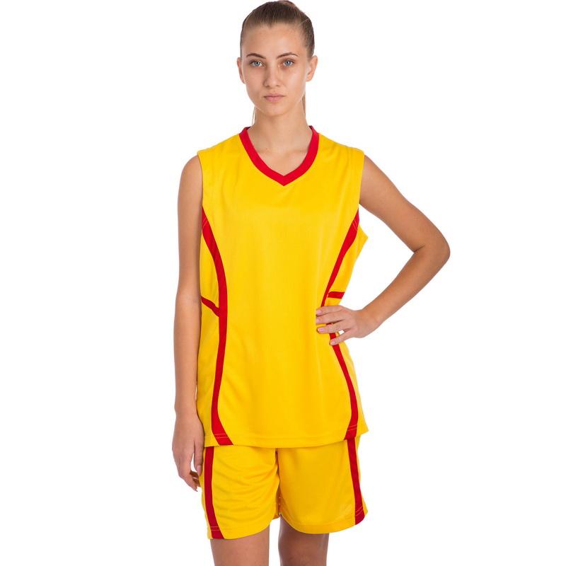 892c4b4a Форма баскетбольная женская Atlanta CO-1101 (полиэстер, р-р S-L(44 ...