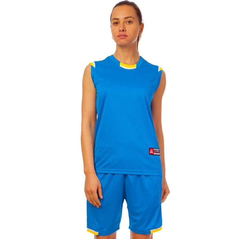 d18e7cab Форма баскетбольная женская Reward LD-8096W-BL (полиэстер, р-р L-2XL ...