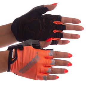 Перчатки велосипедные велоперчатки MADBIKE SK-01 S-XL цвета в ассортименте