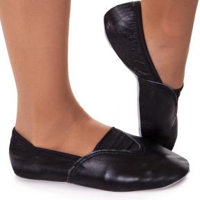 Чешки кожаные MATSA, Zelart MA-0057, ZS-6157 размер 22-43 черный
