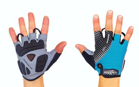 Велоперчатки с открытыми пальцами SCOYCO ВG12 (размер S-XXL цвета в ссортименте)