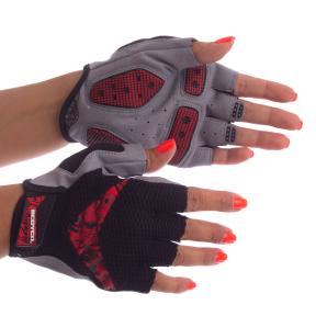 Перчатки велосипедные с открытыми пальцами SCOYCO ВG13 (размер S-XXL цвета в ассортименте)