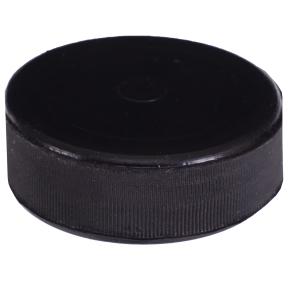Шайба хоккейная UR H-4079 (резина, диаметр-6см, высота-2см, вес-65г, черный) Маленькая