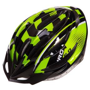 Велошлем кросс-кантри с механизмом регулировки Zelart HB13 (EPS,пластик, PVC, р-р L-M (55-61), цвета в ассортименте)
