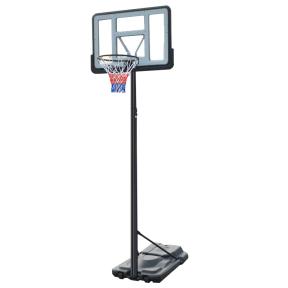 Стойка баскетбольная мобильная со щитом ADULT SP-Sport S021A