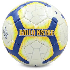 Мяч футбольный CRYSTAL BALLONSTAR 2018-2019 C-2938 №5 цвета в ассортименте