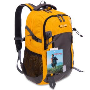 Рюкзак спортивный с жесткой спинкой Zelart GA-3702 (нейлон, р-р 50х33х16см, цвета в ассортименте)
