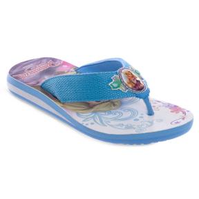 Вьетнамки для девочек KITO Rapunnzel BB-4604-D-B размер 30-35 голубой