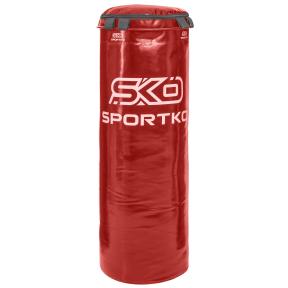 Мешок боксерский Цилиндр с кольцом ЭЛИТ SPORTKO MP-2 высота 110см цвета в ассортименте