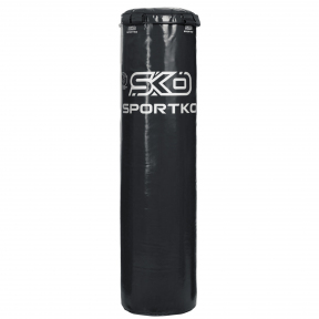 Мешок боксерский Цилиндр с кольцом ЭЛИТ SPORTKO MP-0 высота 150см цвета в ассортименте