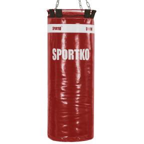 Мешок боксерский Цилиндр с кольцом Бочонок SPORTKO MP-6-1 высота 75см цвета в ассортименте