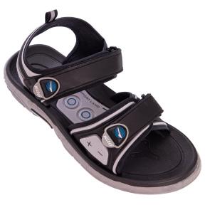 Сандалии подростковые KITO ASD-M0516-BLACK размер 36-39 черный
