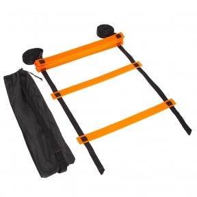 Координационная лестница дорожка для тренировки скорости SP-Sport C-4606 6м цвета в ассортименте