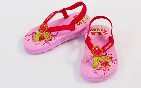 Сандалии детские для девочек SPEEDO SEA SQUAD THONG 8079858008-5 размер 35 розовый
