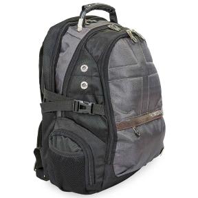 Рюкзак городской VICTOR 35л 9370 (PL, р-р 21x32x48см, USB, цвета в ассортименте)