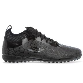 Сороконожки обувь футбольная 181217-1 ALL BLACK размер 40-45 черный