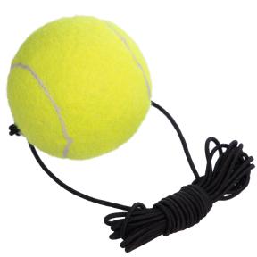Теннисный мяч на резинке боксерский Fight Ball (пневмотренажер) (1шт) 858