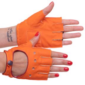 Перчатки автомобильные с открытыми пальцами SP-Sport BC-0132 M-L цвета в ассортименте
