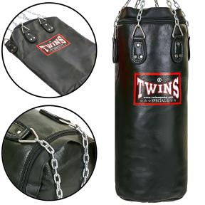 Чехол боксерского мешка Цилиндрический TWINS HBFL-L черный
