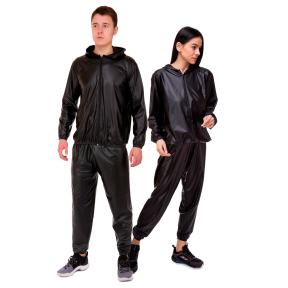 Костюм для похудения (весогонка) Sauna Suit ST-2052 (PU, полиэстер, р-р L-3XL-48-56, цвета в ассортименте)