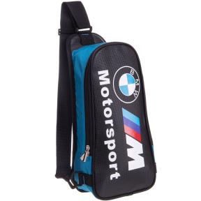 Моторюкзак однолямочный BMW MS-5481-2 (полиэстер, нейлон, р-р 42*15*7см)