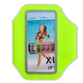 Чехол для телефона с креплением на руку для занятий спортом С-0328 (для iPhone и iPod 18x7см, цвета в ассортименте)