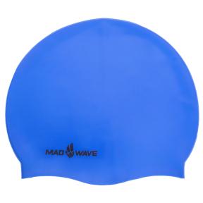 Шапочка для плавания MadWave LIGHT M053503 (силикон, цвета в ассортименте)