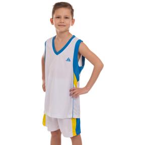 Форма баскетбольная детская Lingo LD-8095T 4XS-M цвета в ассортименте