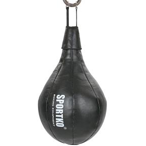 Груша боксерская подвесная SPORTKO GK-3 60x35см цвета в ассортименте