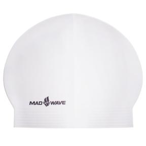 Шапочка для плавания MadWave SOLID SOFT M056502 (латекс, цвета в ассортименте)