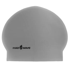 Шапочка для плавания MadWave SOLID SOFT M056502 цвета в ассортименте
