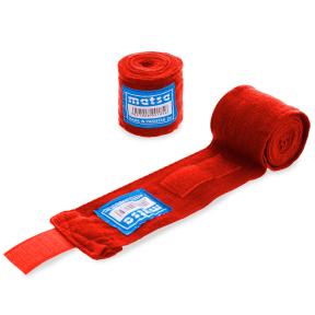 Бинты боксерские (2шт) хлопок с эластаном MATSA MA-6245-2 (l-2м, цвета в ассортименте)
