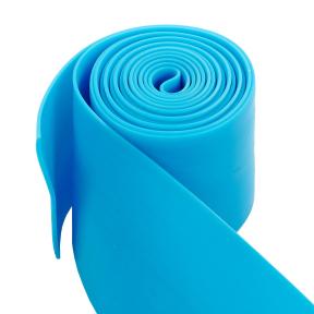 Жгут эластичный спортивный, лента жгут VooDoo Floss Band FI-3933-2_5 (латекс,l-2,5м, 8смx2мм,син,кр)