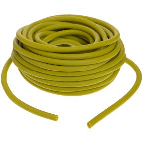Жгут эластичный трубчатый спортивный FI-6253-1 (латекс, d-5 x 8мм, l-1000см, желтый)