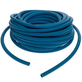 Жгут эластичный трубчатый спортивный FI-6253-2 (латекс, d-5 x 9мм, l-1000см, синий)