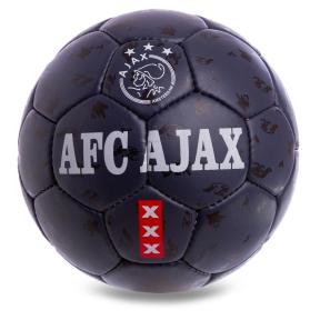 Мяч футбольный №5 Гриппи 5сл. AJAX FB-0642 (№5, 5 сл., сшит вручную)