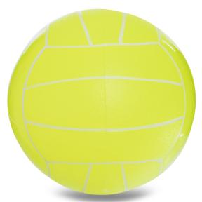 Мяч резиновый Волейбольный BA-3007 (резина, вес-120г, р-р 17см (6,5in), цвета в ассортименте)