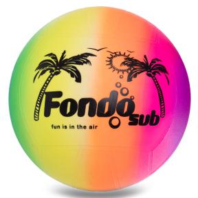 Мяч резиновый Волейбольный Summer in Greece SP-Sport BA-6016 16-25см цвета в ассортименте