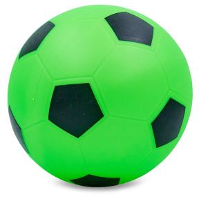 Мяч резиновый Футбольный FB-5652 (PVC, вес-200г, d-22см, цвета в ассортименте)MF-02